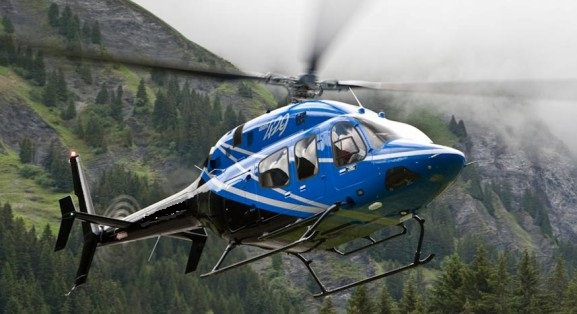 Helicopter Rental Carpathians
