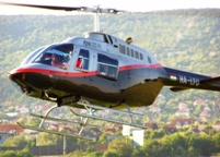 Rent a heli in Hungary